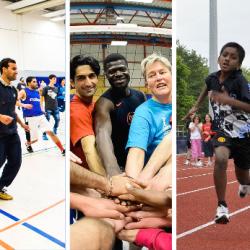Vielfalt in Bewegung – Aktionstag von Gelsensport